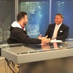 RT @dcschrader: PIC: Thx @nbcphiladelphia @VaiSikahema for interview w/ @connorbarwin98 abt @eagles and work w/@nrgenergy @nrgmedia http://t.co/1bQU4qyUvP