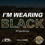 RT @mutigersdotcom: Share your #TigerStripe color - are you wearing Black or Gold? Visit http://t.co/Rhn5ggXpCl for the map! #Mizzou http://t.co/oXq8E8hSa4