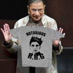 Ruth Bader Ginsburg, true baller. http://t.co/EDOHGKLOfw http://t.co/tbyMvw65Jj