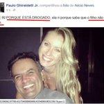 RT @Esgotosfera: Falta de respeito: O petista Paulo Ghiraldelli já ameaçou Rachel Sheherazade e agora ofende Aécio Neves e sua esposa: http://t.co/owJ4FFz1Jo