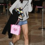 RT @kor_celebrities: Apink ナムジュ、大阪へ(21日、金浦空港) http://t.co/ENEeTa30fo