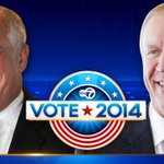 RT @ABC7Chicago: Illinois governor candidates Pat Quinn, Bruce Rauenr debate at ABC7 studios, WATCH LIVE NOW - http://t.co/ZoDxG2svLK http://t.co/ojRARPH8ao