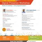 RT @MICEitco: We are glad to manage this awesome workshop by @jshammas @DigiDirJO Register now http://t.co/ZkpSWZdOsH #amman #jo http://t.co/A0vdJ6I3zG