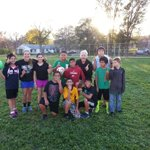 Last Friday we had our first soccer match Fremont VS Omaha. Fremont pulled off the victory with a final score of 4-3! http://t.co/Tr1lrMR11q