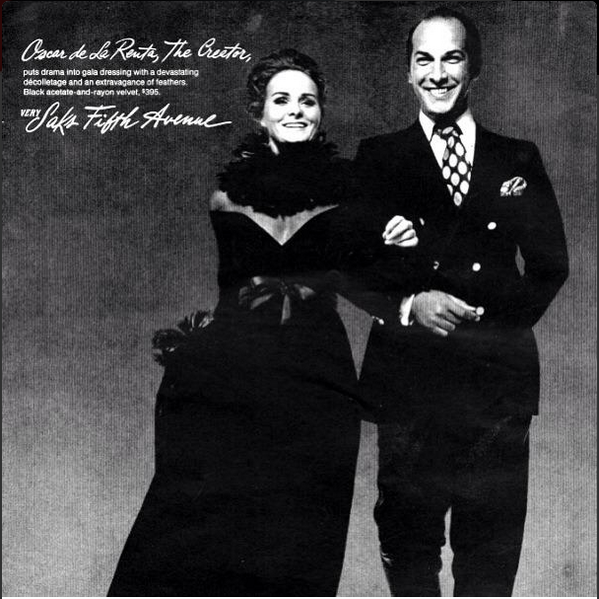 """The qualities I most admire in women are confidence and kindness."" Farewell #OscardelaRenta.1932-2014. http://t.co/hF1PcsMdvZ"