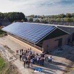 Feestelijke opening zonnepanelen Zuivelboerderij IJsseloord. Welk bedrijf volgt? http://t.co/uu7J6mMxfU #dg @InfoOka http://t.co/RuCotod20x