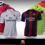 RT @mediotiempo: Prepárate para el Clásico Español en #MTShop http://t.co/rfffKMlZBP http://t.co/iVGoaLkNcm