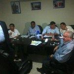 RT @Jrnochi: Reunión en la #AFE entre Dirigentes del #DQuito y el Ing.Chiriboga, los chullas juegan el domingo http://t.co/90RtDXA52S via @willyreport