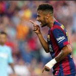 Goaaaal! NEYMAR! RT to share your Barça passion  #FCBLive #fcbajax http://t.co/GuF0FKHFos