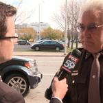 Also talked today with Sheriff Layton about his re-election bid- see more today @FOX59 @MCSO_IN http://t.co/lEx1DkgDc2