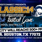 Nov.7th #ALIEFCLASSIC14 2Djz ndmixx http://t.co/6jZVfI2Hhi Right After The *AliefClassic Game*