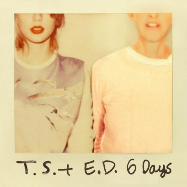 Six more days until @TaylorSwift13's album release party on my show! http://t.co/eIxcOjF1jM