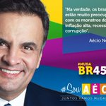 Aécio FOREVER Aécio NOW .#AecioPeloBR45IL http://t.co/3kw8OuRPqW