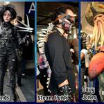 #LoMásVisto en Entretenimiento: Los mejores cosplays de SOFA 2014. http://t.co/5cLmwC1NGA http://t.co/wbHGo0SElL