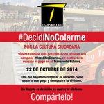 La respuesta no es colarse. Yo sí respeto el sistema que logró cambiarle la cara a Bogotá. @TransMilenio http://t.co/8aGR4HvgRV