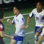 RT @record_mexico: #VIDEO: Te dejamos la bronca entre Cruz Azul y Alajuelense al final del duelo http://t.co/9TyTr9nwoo http://t.co/U41RCxGoBK