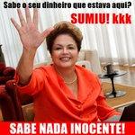 RT @_souaecio: Polícia Federal aponta que 10 Bilhões foram roubados na Petrobras! #ForaDilma http://t.co/FqLJ3o93cM