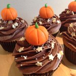 Still taking orders for Halloween cupcakes! Great for parties. Spiced pumpkin & caramel @InBath @BathCoUK @NOWBath http://t.co/2O4A61ZocP