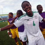 QUALIFIED: Nigeria are 1st @CAF_Online side to reach #Canada2015 as they reach #AWC2014 final #WWC http://t.co/Fc6LWIcRY9