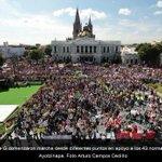 RT @lajornadaonline: Aspecto de movilización de estudiantes de la UdeG por solidaridad con #NormalistasDeAyotzinapa http://t.co/zV97P8xaOy http://t.co/0EqfCQAGeU