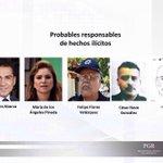 RT @Pajaropolitico: #FOTO: Presuntos responsables identificados por ataque y desaparición de normalistas en #Iguala http://t.co/ODgA1tBFjB