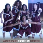 RT @AggieWBB: #TAMU Students - RT to be entered to win a special #12thMan experience at the Maroon & White scrimmage this Saturday! http://t.co/luOYdLvKhj