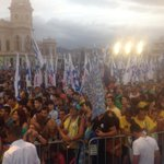 RT @Rede45: Belo Horizonte está em peso presenciando a mudança. Minas está com @AecioNeves #AecioPeloBR45IL http://t.co/PSUPBUMvEm