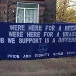 RT @AwayDays_: Everton banner going to Lille tomorrow. #EFC http://t.co/S9K4UKMApf