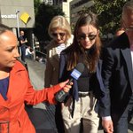 RT @BuzzFeedOz: Student librarian Freya Newman arrives for sentencing over hacking student records of Tony Abbotts daughter #auspol http://t.co/w5VXHIKgF1
