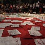 Cataluña, España, está con #Ayotzinapa. (vía @pattyordaz) http://t.co/ZJ9SM9curH