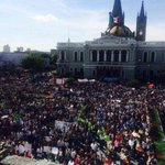 RT @SinEmbargoMX: Guadalajara, Jalisco se solidariza con desaparecidos #TodosSomosAyotzinapa http://t.co/f5hChkToNR http://t.co/JuR5557say