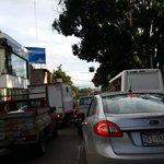 Así luce Porfirio Díaz debido a los bloqueos #Oaxaca eviten la zona http://t.co/xsupwyXZ97