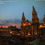 RT @webcamsdemexico: La Catedral de #Guadalajara #Jalisco hoy al atardecer. ¡Qué tal! http://t.co/teqL9B9PcX