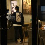 [UPDATE] 141023 Luhan was seen at a coffee shop yesterday (10/22) |cr: Sina music 4 http://t.co/LNqDUmjh32 http://t.co/q07DAK1i5P