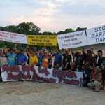 Sarawak natives turn to United Nations to stop Baram Dam: http://t.co/nJJt9AJBlE http://t.co/UX22QWh81Q