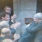 RT @spaikin: Extraordinary moment: @pmharper hugs @justintrudeau. And the PM initiated it. One Ottawa today. #cdnpoli http://t.co/nL05UdnJAK