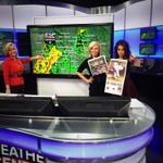 Look @ the headlines! GAME ON! IN YOUR FACE! Plus ur rainy drive on @41ActionNews w/@KaleeDionne & @KacieMcDonnell! http://t.co/7UQDXmxv6z