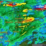 RT @shelbykatu: Update: You are again waking up to rain...some of it heavy in the yellow here on VIPIR. Join me #liveonk2 in 3 min http://t.co/JKikBIwHmo