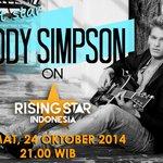 KYAAAA! @CodySimpson on Rising Star Indonesia, Friday Oct 24 at 9pm! Sooo unbelievable! #RisingStarINA http://t.co/TZozEeeN54