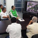 En reunión del comité estatal de emergencias se informa que se mantiene la alerta NARANJA para hoy en Chiapas http://t.co/nfih1UutPP