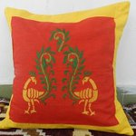 RT @Ahambhumika: Starting sell of hand embroidered cushion covers from now for next year,support our rural women by buying them
