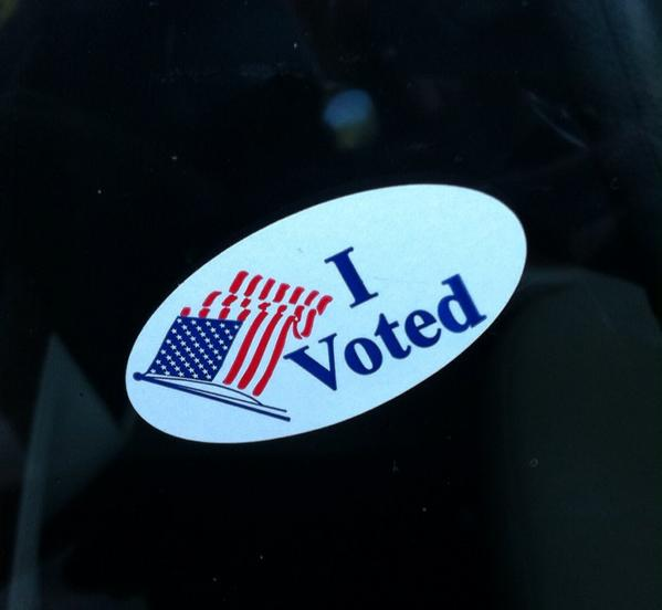 WhhaPOW!! I voted. #tntweeters #uniteblue #libcrib #unitewomen #sayfie #flpol #flgov http://t.co/PoD1vbWAnc
