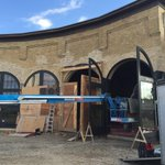 New doors & whole lot more going on at @rtractions historic #LdnOnt Roundhouse! Pics at http://t.co/UTk1f8KncL http://t.co/LhpcDDVdqF