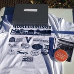 Were all set up on South Lawn! Come by and pick up your Homecomings Shirt for only $10!! http://t.co/2lMKmahN5y