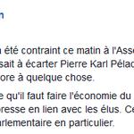 La motion scélérate du trio #CAQ #PLQ #QS retirée. Le bon sens prévaut. #PolQc #assnat #Québec http://t.co/ixYddQXRHm