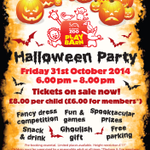 RT @BlackpoolZoo: Tickets still left for our Halloween Play Barn Party! #Halloween #Blackpool #Party http://t.co/RZTMs98at4