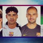 RT @FCBarcelona_es: Luis Enrique debutará de entrenador en un Clásico. Como ellos en su día: http://t.co/cC4PYWa2gs http://t.co/b7iiYL0MKW