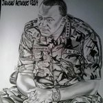 Politics aside this young man from Kisumu who pencil drew @UKenyatta needs to be recognized n awarded big @OleItumbi http://t.co/XCWnYIrgoM