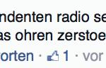 Unser erster Fan hat auch schon richtig Bock. @ErnstFM #MamaErnst http://t.co/NCjywyawQy