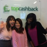 The TopCashback PR Girls #wearitpink to support @BCCampaign http://t.co/Rwk06KErbZ